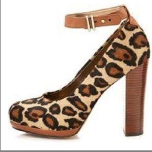 🐆 Sam Edelman 'Lyla' Leopard Print Heels 🐆